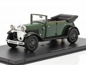 Steyr XXX Cabriolet year 1929 green 1:43 Fahr(T)raum
