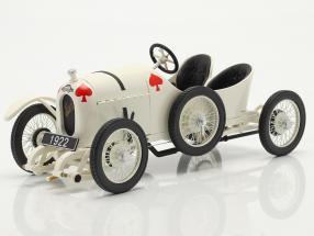 Austro Daimler Sascha ADS-R year 1922 white 1:18 Fahr(T)raum