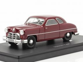Staunau K400 year 1950 dark red 1:43 AutoCult