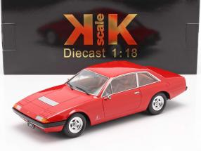 Ferrari 365 GT4 2+2 year 1972 red 1:18 KK-Scale