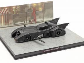 Batman Batmobile Movie Batman Returns (1992) black 1:43 Altaya