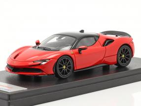 Ferrari SF90 Stradale year 2019 scuderia red / black 1:43 LookSmart