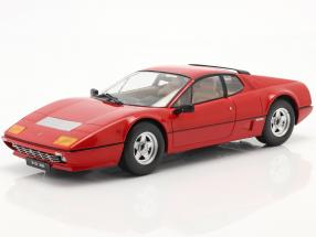 Ferrari 512 BBi  year 1981 red 1:18 KK-Scale
