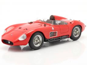 Maserati 300 S race car 1956 red 1:18 CMC