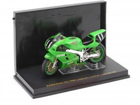 Kawasaki 2X-7RR #11 Le Mans 1999 1:24 Ixo