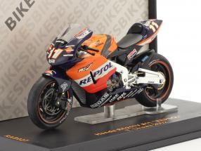 Tōru Ukawa Honda RC211V #11 MotoGP 2002 1:24 Ixo