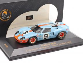 Ford GT 40 #9 Winner Le Mans 1968 Rodriguez, Bianchi 1:43 Ixo / 2nd choice