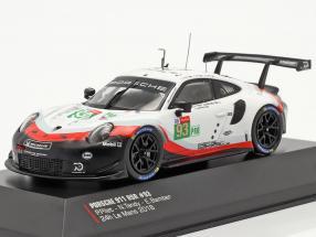 Porsche 911 (991) RSR #93 24h LeMans 2018 Pilet, Tandy, Bamber 1:43 Ixo