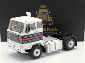 Volvo F88 Sattelzugmaschine Martini Racing Team 1975 1:18 Road Kings