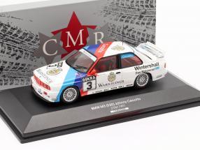 BMW M3 (E30) Sport Evolution #3 DTM 1991 Johnny Cecotto 1:43 CMR