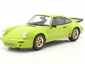Porsche 911 Carrera RS 3.0 Coupe year 1974 light green 1:18 GT-SPIRIT