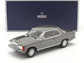 Mercedes-Benz E-Klasse 208CE (C123) Coupe year 1980 anthracite 1:18 Norev