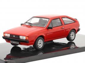 Volkswagen VW Scirocco II GT / GTI year 1981 red 1:43 Ixo