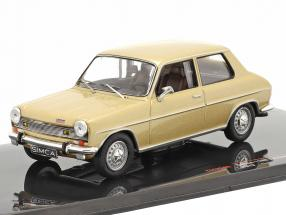 Simca 1100 Special year 1970 gold 1:43 Ixo