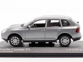 Porsche Cayenne V6 Year 2003 gray