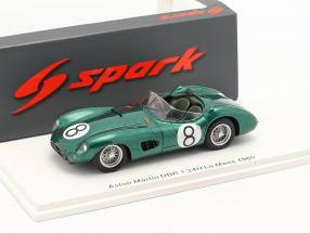 Aston Martin DBR 1 #8 24h LeMans 1960 Baillie, Fairman 1:43 Spark