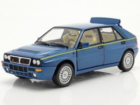 Lancia Delta HF Integrale Evo II Club HF 1994 lagos blue metallic 1:18 Kyosho