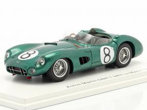 Aston Martin DBR 1 #8 24h LeMans 1960 Baillie, Fairman 1:43 Spark
