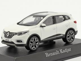 Renault Kadjar year 2020 pearl white 1:43 Norev