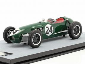 Cliff Allison Lotus 12 #24 6th Monaco GP formula 1 1958 1:18 Tecnomodel