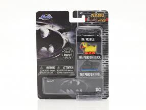 3-Car Set Nano Cars Batman Returns (1992) Jada Toys