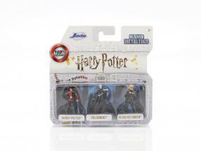 Harry Potter Set 3 characters Jada Toys
