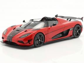Koenigsegg Agera RS year 2015 chili red / carbon