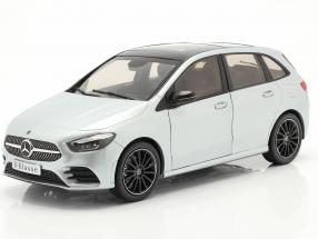 Mercedes-Benz B class (W247) year 2018 iridium silver 1:18 Z-Models