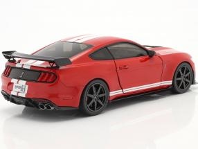Ford Mustang Shelby GT500 Fast Track year 2020 red