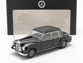 Konrad Adenauer Mercedes-Benz Typ 300 (W186) black 1:18 Norev
