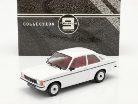 Opel Kadett C2 Year 1977 white 1:18 Triple9