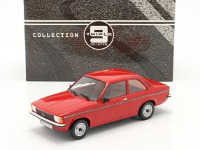 Opel Kadett C2 Year 1977 red 1:18 Triple9