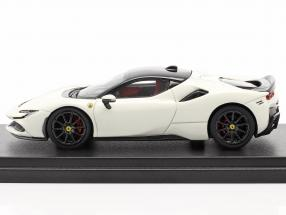 Ferrari SF90 Stradale year 2019 avus white / black