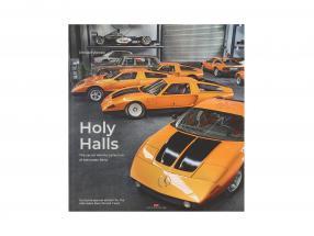 Book: Holy Halls by Christof Vieweg (English)
