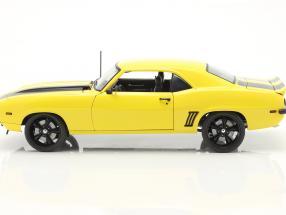 Chevrolet Camaro Z/28 Yellow Jacket 1969 yellow