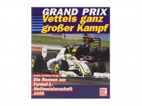 Book: Grand Prix - Vettels all greater fight by Achim Schlang