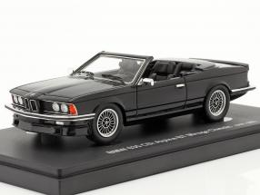 BMW 635 CSi Alpina B7 Mirage Classic 1985 black 1:43 AutoCult