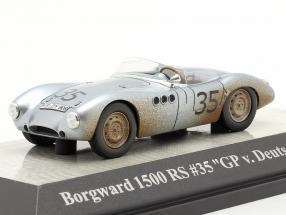 Borgward 1500 RS #35 GP von Deutschland 1958 1:43 PremiumClassiXXs
