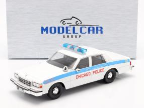 Chevrolet Caprice Chicago Police Department white 1:18 Model Car Group