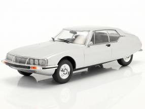 Citroen SM year 1970 silver 1:24 WhiteBox