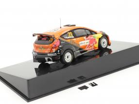 Ford Fiesta S2000 #29 winner S-WRC rally Portugal 2010 1:43 Ixo / 2nd choice
