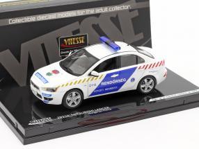 Mitsubishi Lancer X police hungary 1:43 Vitesse
