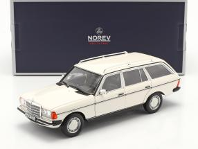 Mercedes-Benz 200 T (S123) year 1982 white 1:18 Norev