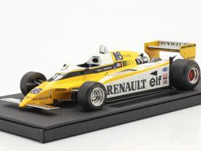 Rene Arnoux Renault RE20 Turbo #16 formula 1 1980 1:18 GP Replicas