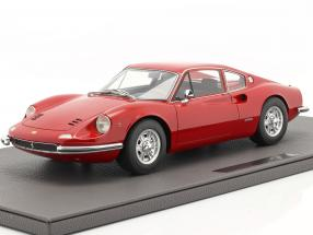 Ferrari Dino 206 GT year 1969 red 1:12 TopMarques