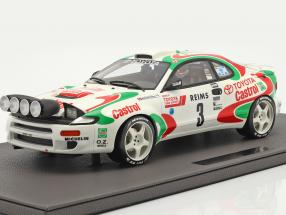 Toyota Celica Turbo 4WD (ST185) #3 Winner Rallye Monte Carlo 1993 1:12 TopMarques