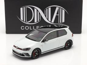 Volkswagen VW Golf GTi Clubsport S year 2014 white 1:18 DNA Collectibles