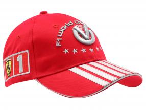 M. Schumacher Ferrari Formula 1 2004 Cap World Champion