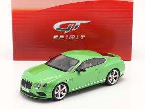 Bentley Continental GT V8 S Coupe green 1:18 GT-SPIRIT