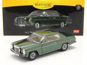 Mercedes-Benz Strich 8 280C Coupe Year 1968 green 1:18 SunStar